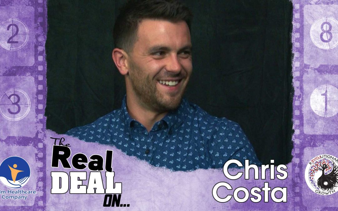 EP 03 The Real Deal on… Reinvention: Chris Costa – 5 Years Sober