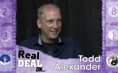 "EP 09 The Real Deal On… Reinvention: Todd Alexander ""20 years sober, finally broke the pattern of relapse"""