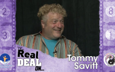EP 08 The Real Deal On… Reinvention: Tommy Savitt – From Military Lawyer to Comedian